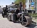 08.05.2016 Steam road roller Horsham West Sussex England.jpg