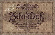 10 Mark Apolda 1918 front.jpg