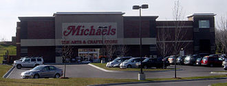 The Michaels Companies - A location in Eden Prairie, MN