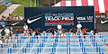 110 m hurdles start 2010 USA Outdoor.jpg