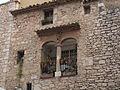 113 Palau del Rei Moro, façana de la muralla.jpg