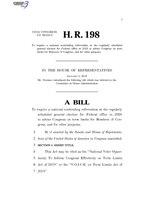 116th United States Congress H. R. 0000198 (1st session) - V.O.I.C.E. on Term Limits Act of 2019.pdf