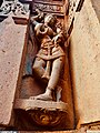 11th 12th century Iswara temple, Kamaleshwara Kalleswara Kamlishvara, Jalasangvi Karnataka India - 9.jpg