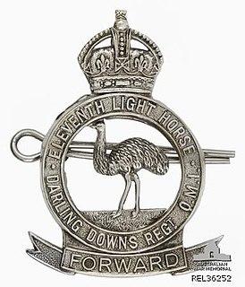 11th Light Horse Regiment (Australia)