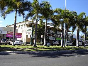 Mareeba - Image: 12 07 2005 peninsula hotel