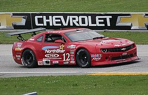 Sports Car Club of America - Trans Am car of Ty Dillon