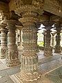 12th century Mahadeva temple, Itagi, Karnataka India - 78.jpg