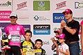 13 Etapa-Vuelta a Colombia 2018-Brayan Hernandez-Ganador Mejor Novato Vuelta a Colombia 2018 2.jpg