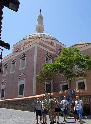 144.Suleman Moschee
