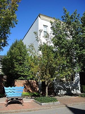 Grove Place Historic District - Image: 153Gibbs Street