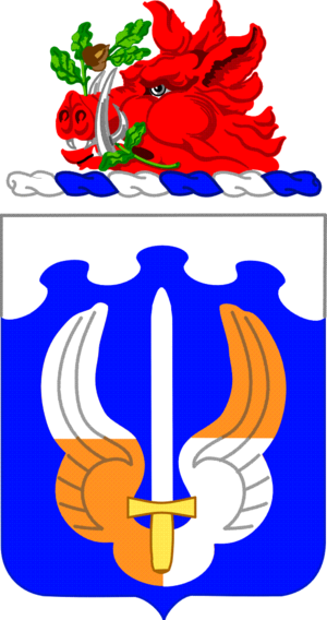 Georgia Army National Guard - Insignia of the 171st Aviation Regiment