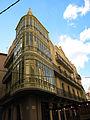 175 Casa Grego (Tortosa), tribuna.JPG