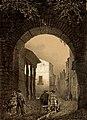 1853, Recuerdos y bellezas de España, Castilla la Nueva, tomo II, Puerta de Zamora, Talavera de la Reina (cropped).jpg