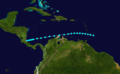 1887 Atlantic tropical storm 19 track.png