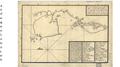 18th century Spanish map of the Golfos da Penas, from an attempt to salvage elements of the wreck of the HMS Wager.png