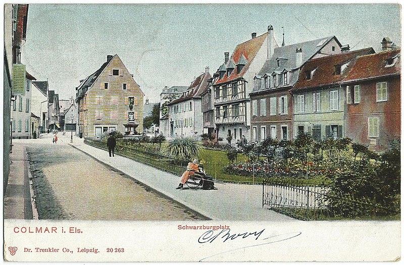 File:19050212 colmar schwarzburgplatz.jpg