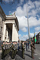 1916 Easter Rising Commeration and Wreath Laying GPO 2010 (4489772206).jpg