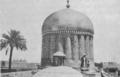 1918 Bagdad by Sven Hedin.png