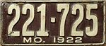 1922 Missouri license plate.jpg