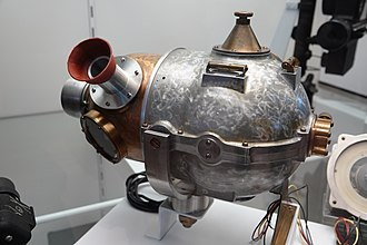 Bombsight - 1923 Norden MK XI Bombsight Prototype