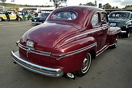 1946 Mercury Eight coupe (6045202530).jpg