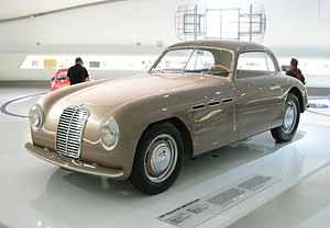 Maserati A6 - 1947 A6 1500 Pininfarina