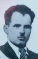 1950 - Invatatorul Virgil Popescu de la scoala din satul Vintilesti, comuna Bordei Verde (detinut politic).png