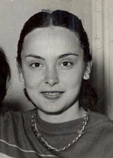 Maria Albuleț Romanian chess player