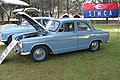 1963 Simca Aronde (P60) Deluxe sedan (19816046702).jpg