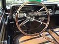 1965 Rambler Classic convertible brown Rockville Show 2015 5of5.jpg
