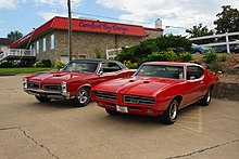 List Of Muscle Cars >> Muscle Car Wikipedia