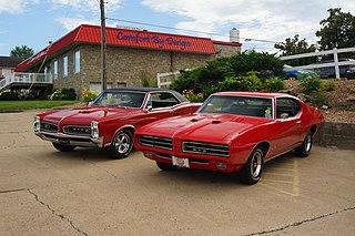 Pontiac GTO Motor vehicle