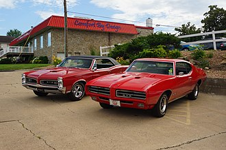 Pontiac GTO - Pontiac GTO (1967 and 1969)