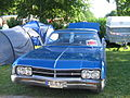 1966 Oldsmobile Delta 88 4-dr Hardtop at Power Big Meet 2005.jpg