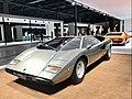 1974 Lamborghini Countach LP400 and 1968 Lamborghini Miura P400(featured in 'The Italian Job') 05.jpg
