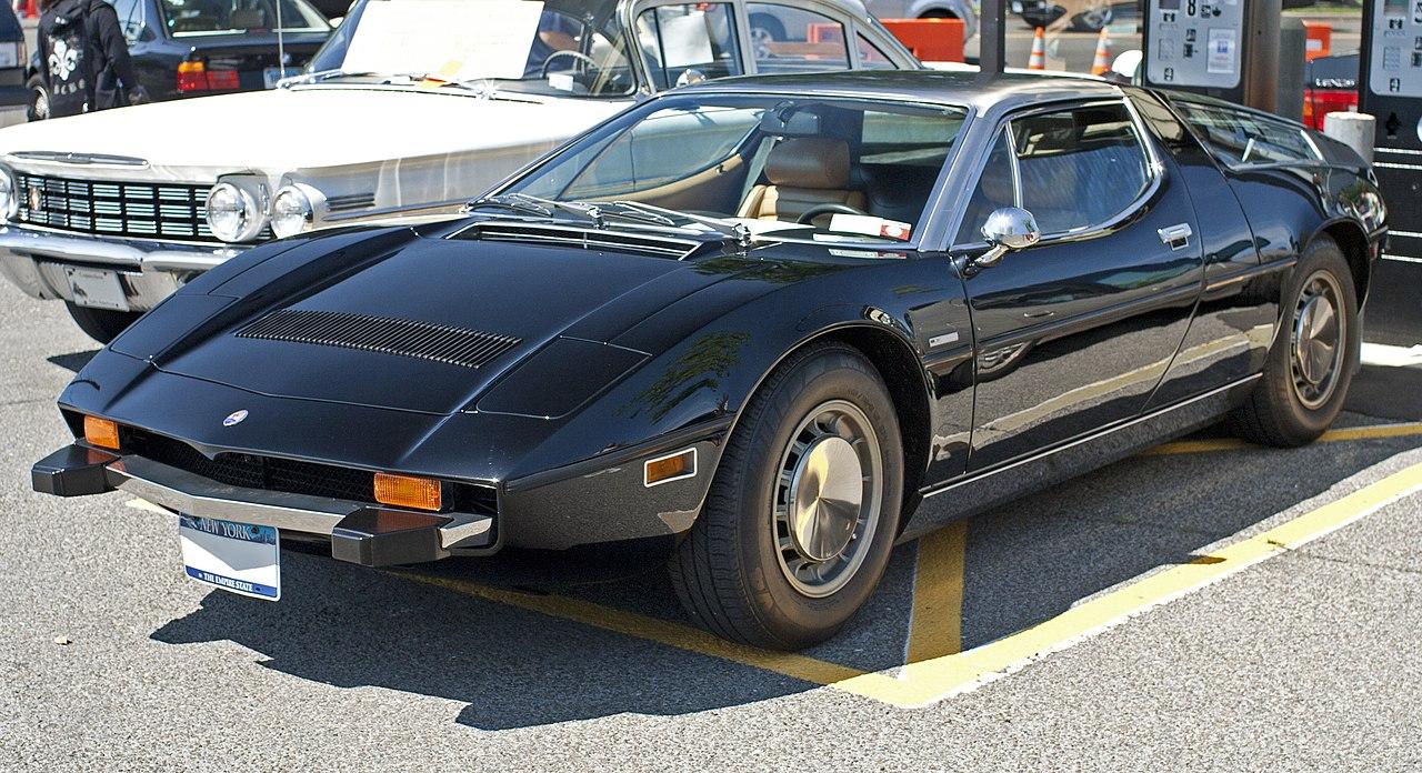 File:1974 Maserati Bora 4.9 US.jpg - Wikimedia Commons