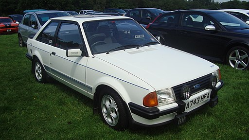 1983 Ford Escort XR3i (14364790292)