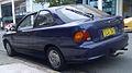 1994 Hyundai Excel (X3) Sprint 3-door hatchback (2008-10-26).jpg