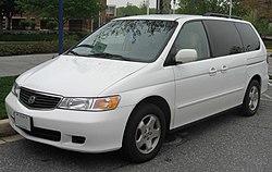 Honda Odyssey Nordamerika Wikipedia