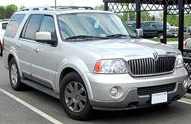 lincoln navigator wikipedia. Black Bedroom Furniture Sets. Home Design Ideas