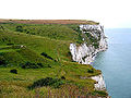 2005-07-26 - United Kingdom - England - Dover - White Cliffs 4 4888124626.jpg