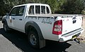 2006-2008 Ford Ranger (PJ) XL 4-door utility (National Parks and Wildlife Service) 04.jpg