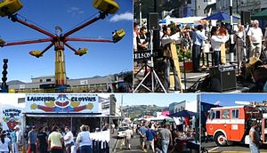 Petone - Scenes from the Petone Rotary Fair