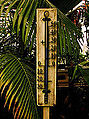 2007-03-04 -- United Kingdom -- England -- London -- Kew Gardens -- Old Thermometer 4889820224.jpg