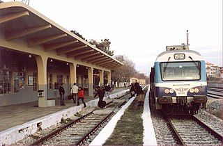 Kozani–Amyntaio railway