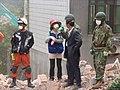 2008년 중앙119구조단 중국 쓰촨성 대지진 국제 출동(四川省 大地震, 사천성 대지진) DSC09706.JPG