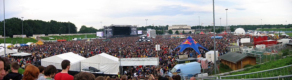 Rock am Ring and Rock im Park - Howling Pixel