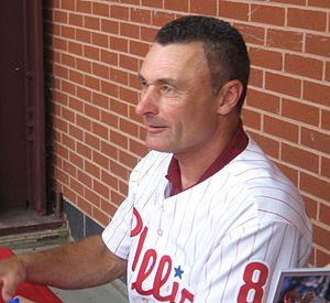 Jim Eisenreich - Eisenreich at the Philadelphia Phillies Alumni Night in 2009
