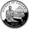 Discrict of Columbia quarter