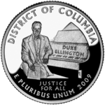 District of Columbia quarter